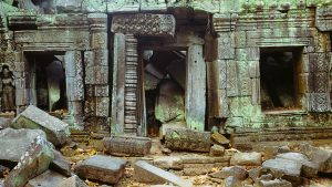 Angkor Wat, Cambodia. A Limited Edition Fine Art Landscape Photograph by Richard Hume