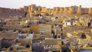 Jaisalmer, Rajasthan, India. A Limited Edition Fine Art Landscape Photograph by Richard Hume