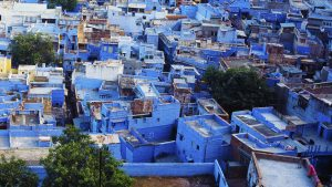 Jodhpur, Rajasthan, India. A Limited Edition Fine Art Landscape Photograph by Richard Hume