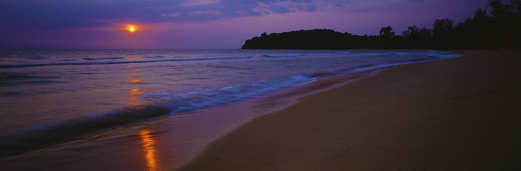 Koh Russei Serenity, Cambodia. A Limited Edition Fine Art Landscape Photograph by Richard Hume