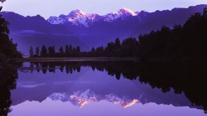 Lake Matheson, New Zealand. A Limited Edition Fine Art Landscape Photograph by Richard Hume