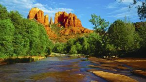 Oak Creek Canyon, Sedona, USA. A Limited Edition Fine Art Landscape Photograph by Richard Hume