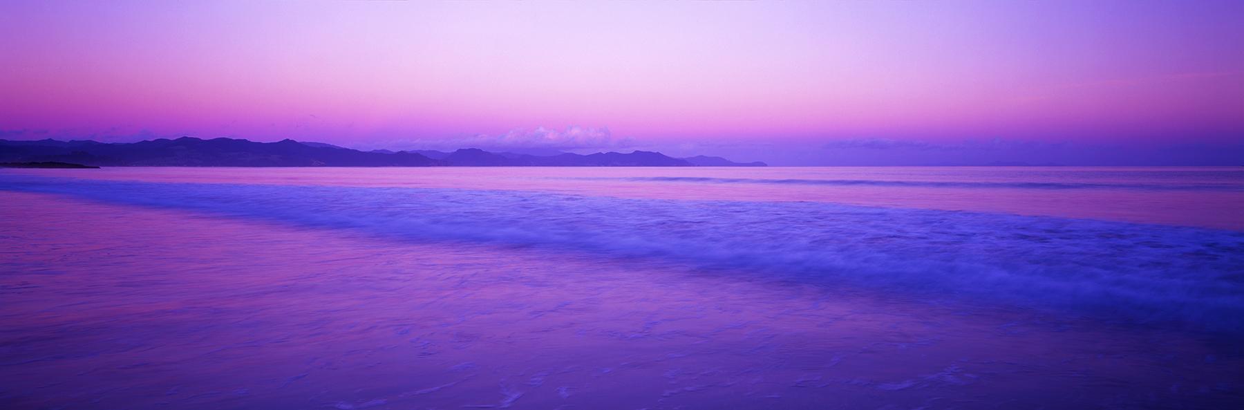 Coromandel Peninsula. A Limited Edition Fine Art Landscape Photograph by Richard Hume