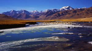 Himalayas, Tibet. A Limited Edition Fine Art Landscape Photograph by Richard Hume