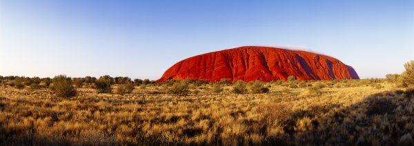 Urluru, Northern Territory, Australia. A Limited Edition Fine Art Landscape Photograph by Richard Hume