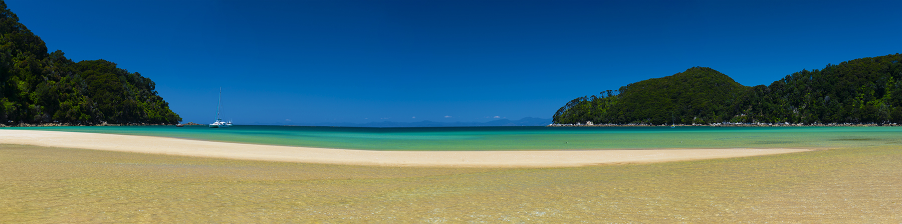 Bark Bay, New Zealand. A Limited Edition Fine Art Landscape Photograph by Richard Hume